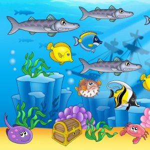 download - Spořič na PC - screensaver - rybičky
