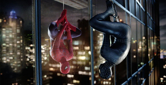 Spiderman3, Filmy, Filmy online, filmy ke shlédnutí, filmy ke stažení
