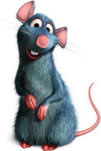 Filmy pro děti - Ratatouille