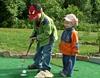 Dětský golf, naučte své děti golf